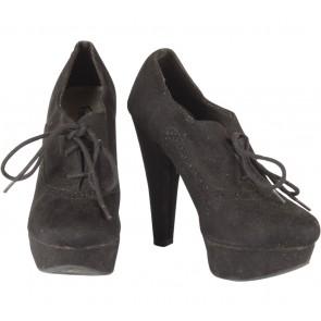 Fioni Black Boots