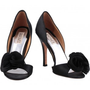 Badgley Mischka Black Heels