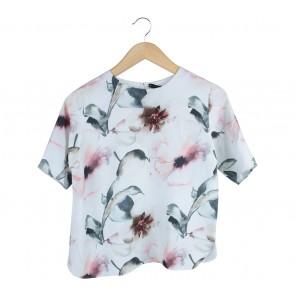 Shop At Velvet Multi Colour Floral Blouse