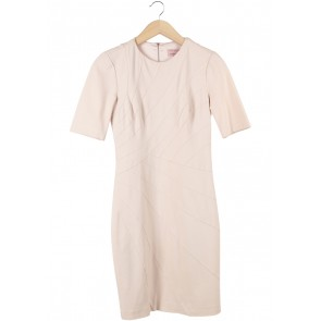 Ted Baker Cream Midi Dress