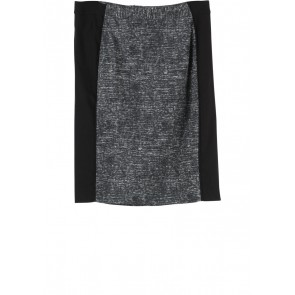 H&M Black And Grey Skirt
