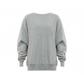 A Bathing Ape Grey Sweater