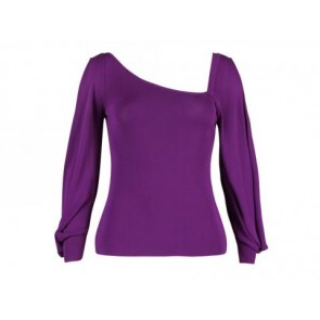 Alexander McQueen Purple Shirt