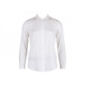Carven White Shirt