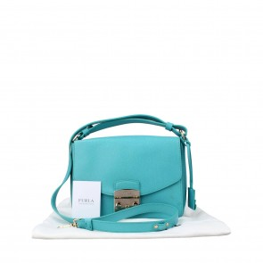 Furla Turquoise Sling Bag