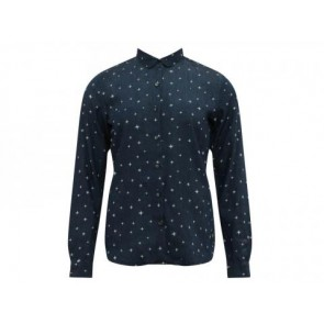 Maison Scotch Blue Shirt