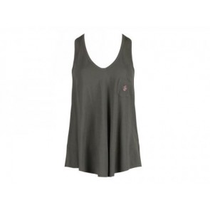 Moncler Green Sleeveless