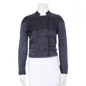 See By Chloe Dark Blue Jaket