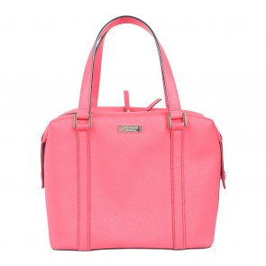 Kate Spade Red Newbury Lane Alysia Satchel