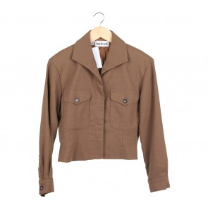 Anne Klein Brown Blazer