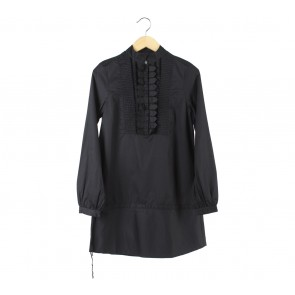Raoul Black Mini Dress