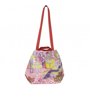 Tulisan Multi Colour Admiral Kasarung Tote Bag