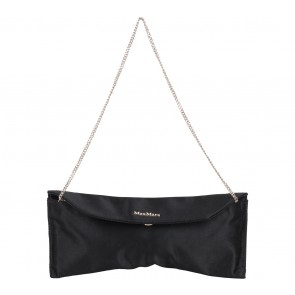 Max Mara Black Clutch