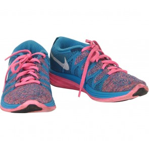 Nike Blue And Pink Sneakers