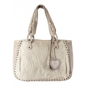 Christian Dior Light Brown Shoulder Bag
