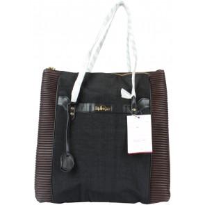 Kipling Black Ilana Tote Bag