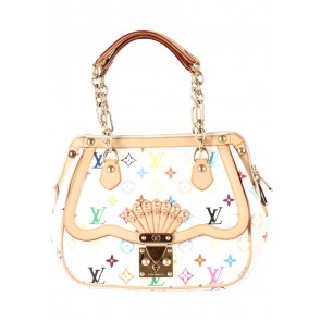 Louis Vuitton White Handbag