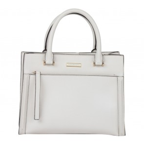 Charles and Keith Off White Satchel