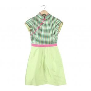 Sissae Multi Colour Midi Dress