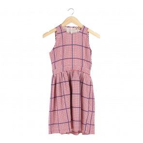 Picnic Multi Colour Cut Out Sleeveless Mini Dress