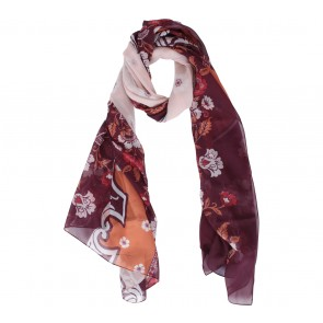 Marks & Spencer Multi Colour Floral Scarf