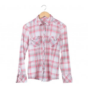 Esprit Multi Colour Tartan Shirt