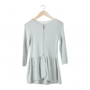 Zara Green Outerwear