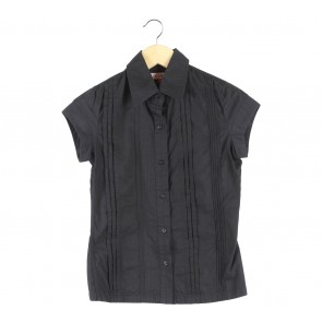 (X)SML Black Shirt