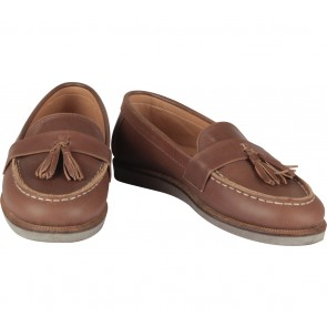 Amble Dark Brown Flats