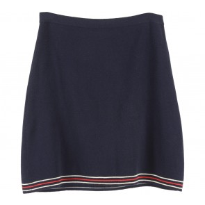 Esprit Dark Blue Mini Skirt