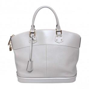 Louis Vuitton Grey Tote Bag