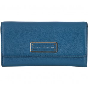Marc By Marc Jacobs Blue Wallet