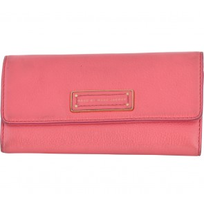 Marc By Marc Jacobs Pink Wallet