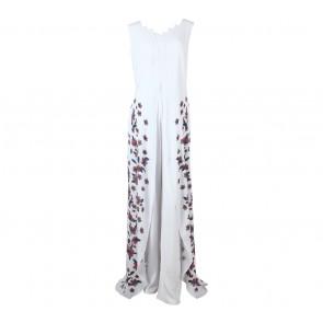 Bateeq White Floral Jumpsuit
