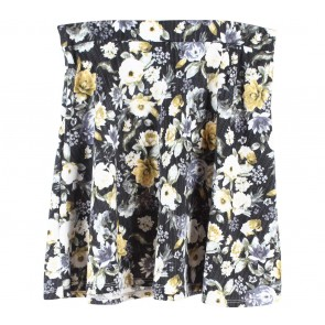 H&M Multi Colour Floral Skirt