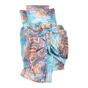 Ingrid Husodo Multi Colour Tube Sleeveless