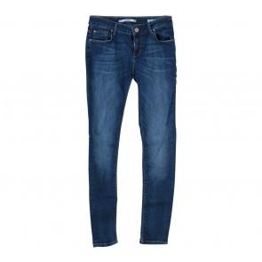 Zara Blue Skinny Jeans Pants
