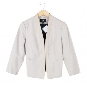 H&M Cream Blazer
