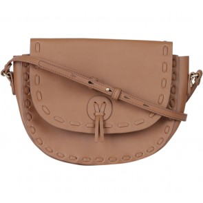 Mango Brown Vintage Sling Bag