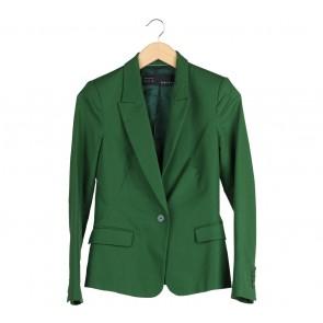 Zara Green Blazer