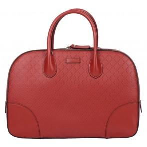 Gucci Orange Borsa Bright Diamante Hilary  Satchel