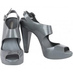 Melissa Grey Heels