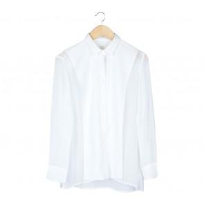 (X)SML White Shirt