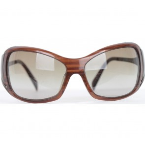 Donna Karan Brown Sunglasses
