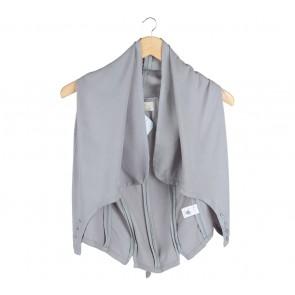 (X)SML Grey Vest