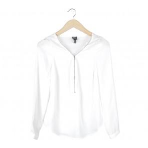 Cotton On Off White Blouse