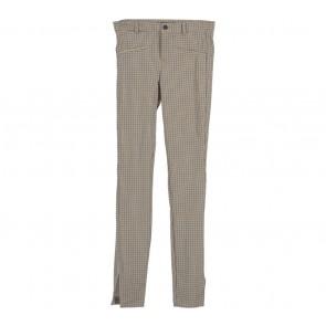 Zara Multi Colour Plaid Pants