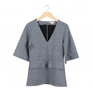 H&M Dark Grey Mini Dress