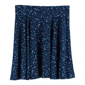 UNIQLO Dark Blue Skirt