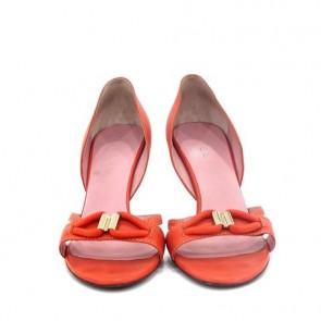 Celine Red Heels